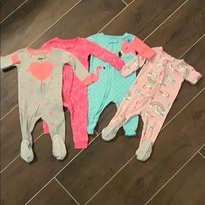 Carter's Pajamas.